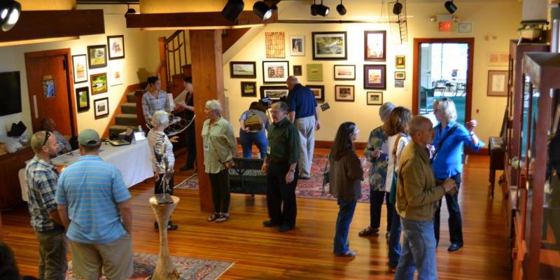 Learn about the life and livelihood of Captain Salem Avery, a late 19th-century Chesapeake Bay waterman, at the Captain Avery Museum in Shady Side.