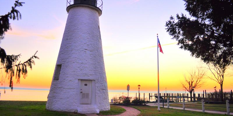 Concord Point Lighthouse, Havre De Grace