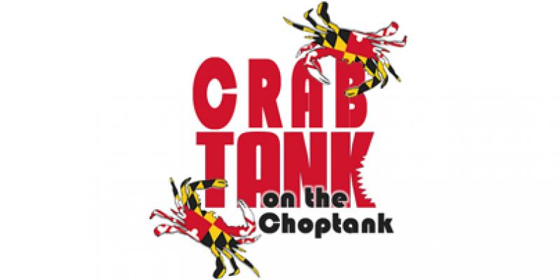 Crab Tank on the Choptank Competition Logo