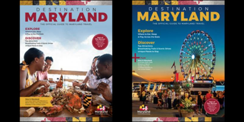 Destination Maryland Travel Guides for 2020