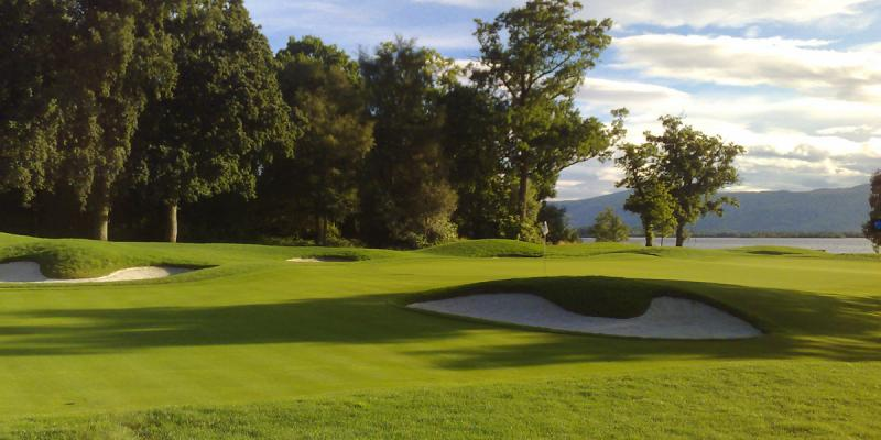Enjoy a round of golf at Greystone Golf Course, a Baltimore County course designed by Joe Lee that includes 140 feet of elevation change in hilly country.