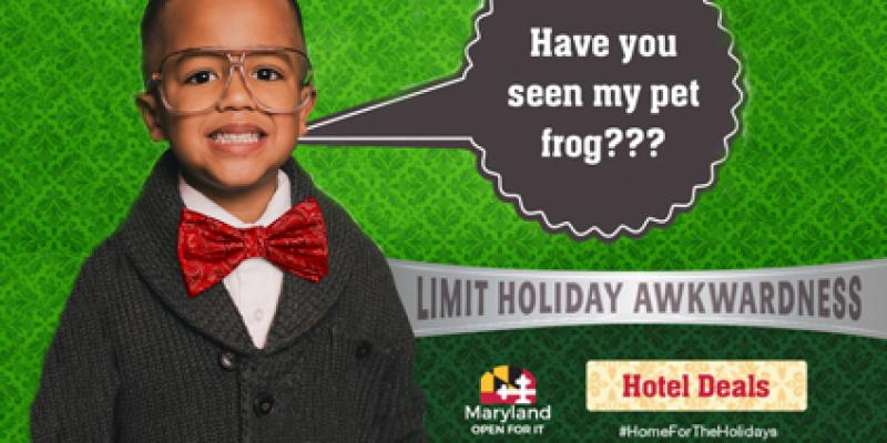 Home For The Holidays Campaign Ad