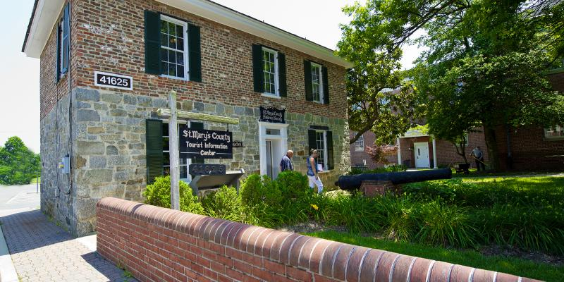 Old Jail Museum and Information Center, Leonardtown
