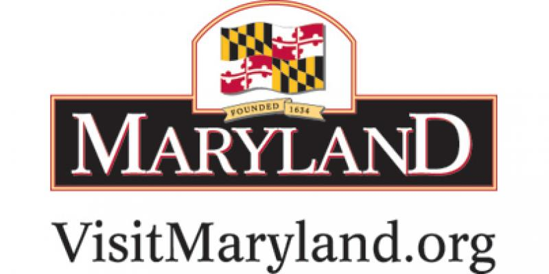 Maryland Office of Tourism Crown Logo