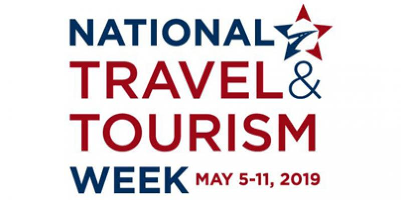 National Travel and Tourism Week Logo