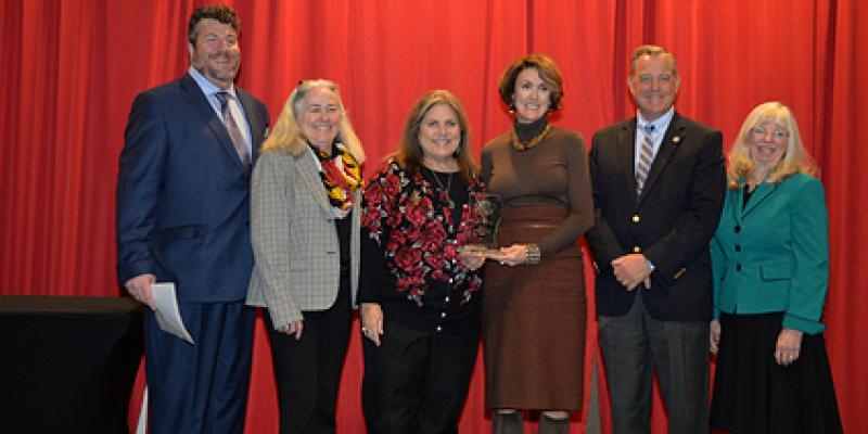 Maryland Office of Tourism Awards Presented at MTTS on November 7, 2019