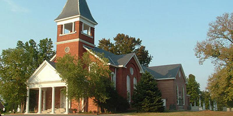 St. Mary's Catholic Church in Bryantown, Maryland