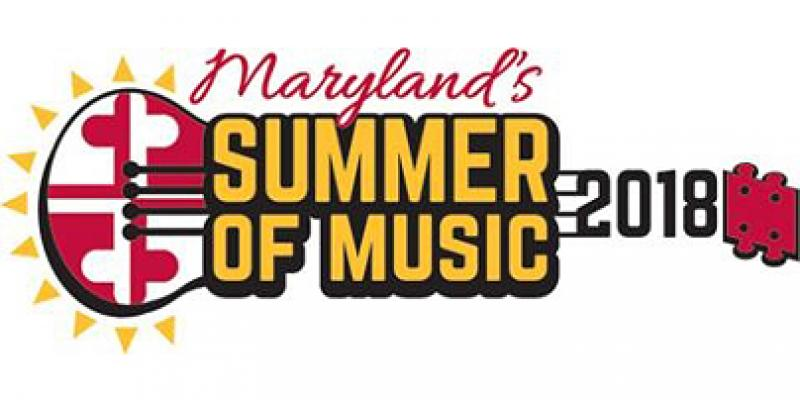 Maryland's Summer Of Music 2018 Logo