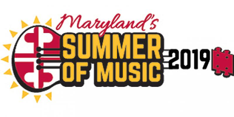 Maryland's Summer Of Music 2019 Logo