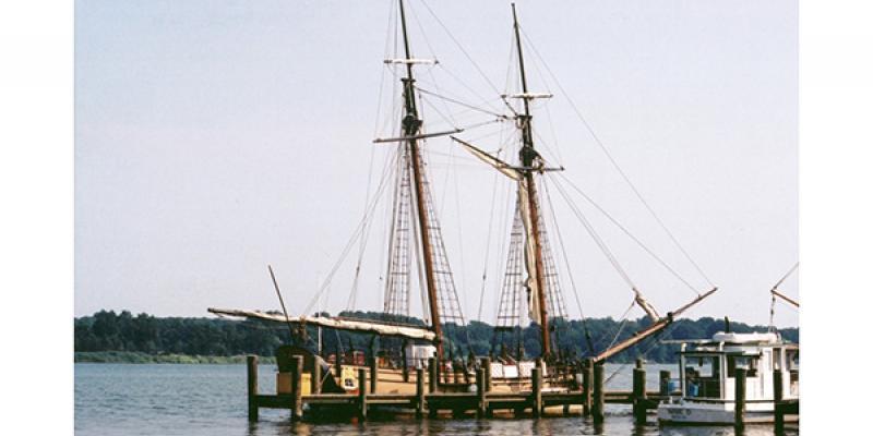 Schooner Sultana