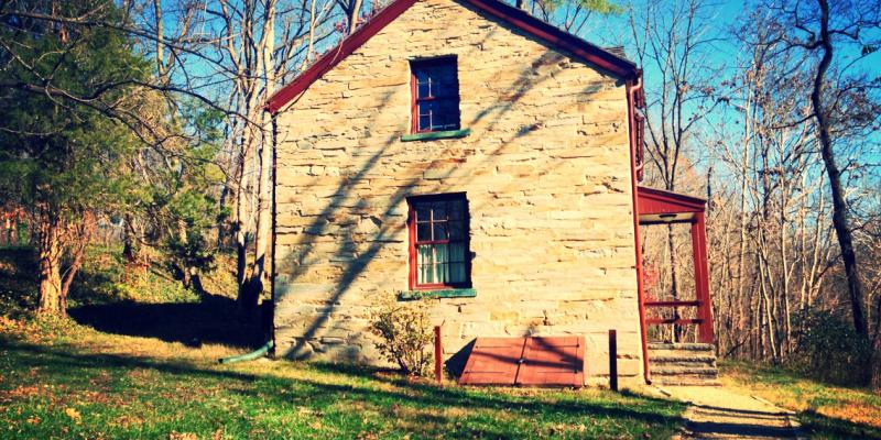 Six historic lockhouses along the C&O Canal towpath are available for overnight stays through the C&O Canal Trust.