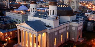 Basilica of the National Shrine of the Assumption of the Blessed Virgin Mary, Baltimore