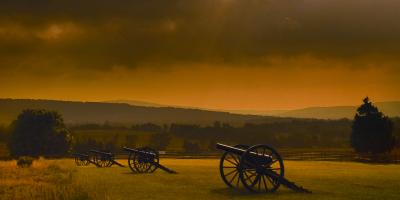 Immerse yourself in Civil War history at this Western Maryland site.
