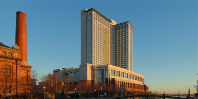 Baltimore Marriot Waterfront