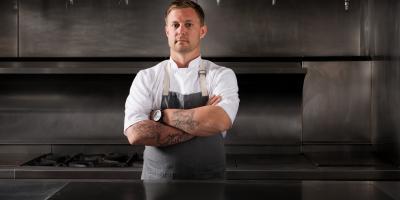 Chef Bryan Voltaggio