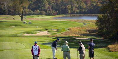 This Pete Dye-designed course has become one of the most popular—while also being playable for all skill levels—in Maryland.