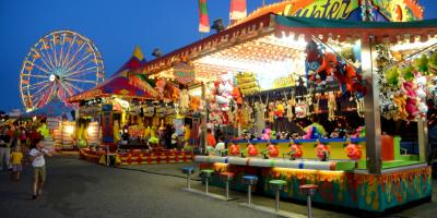 """Plan your trip around the """"11 Best Days of Summer"""" at the Maryland State Fair."""
