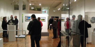 Gallery in the Cumberland Arts & Entertainment District