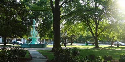 Chestertown Fountain Park