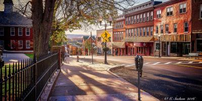 Frostburg street
