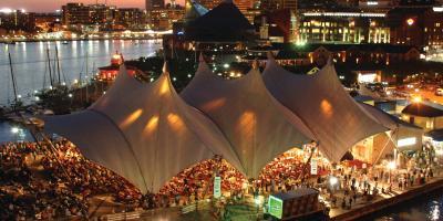 Pier Six Concert Pavilion