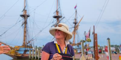 Elise Phillips Paints Annapolis