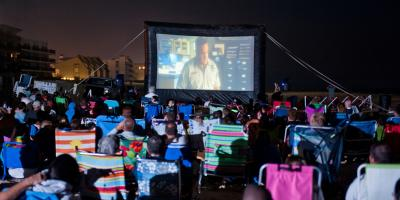 Movies On The Beach, Ocean City